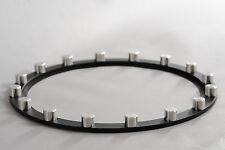 Plattengewicht-Schallplattengewicht/ Record Stabilizer Ring/ Edelstahl Version