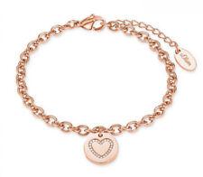 s.Oliver Damen Armband mit Herz - 2020958
