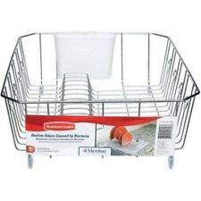 Rubbermaid 6032-AR-CHROM Dish Drainer