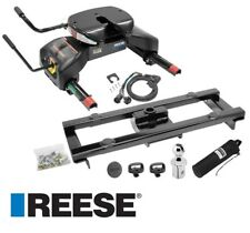 Reese 25K Gooseneck and 18K 5th Wheel Hitch For 11-19 Silverado Sierra 2500 3500