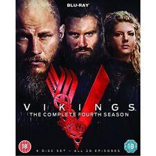 Vikings Complete Series 4 DVD Full Season 20 Episodes 1st Class