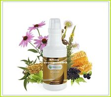 eucabee (REPIBON) decreases frequency and intensity of respiratory diseases