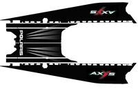 POLARIS AXYS TUNNEL 144 146 155 GRAPHIC KIT WRAP ASSAULT RMK  SKS STICKERS