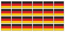 Aufkleberset Flagge Deutschland (SR3)