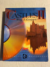Castles Ii Siege & Conquest*computer Cd Rom Big Box Game*tested & Works*