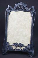 1900 Art Nouveau WMF Britannia Metal Photo Picture Desk Cabinet Frame Floral