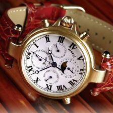 STAUER Gold Finished Graves® '33 Wristwatch - NEW with Tags!!!