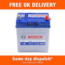 Bosch S4018 Car Battery Type 054 KIA HYUNDAI DAIHATSU 12V 40Ah OEM Quality