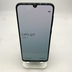 Samsung Galaxy A50 64GB Black TracFone Good Condition
