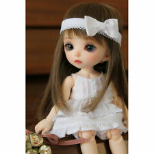 BJD Doll 1/8 CuteLuna Little Girl Unpainted Bare Doll without Any Make Up Resin