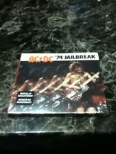 ac/dc '74 jailbreak digipac cd reissue factory sealed heavy metal