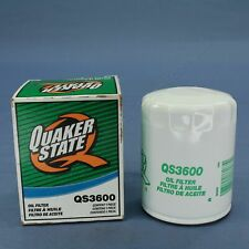 New Quaker State QS3600 Engine Oil Filter Replacement
