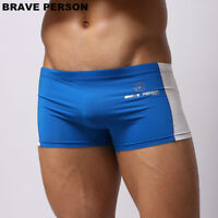 BRAVE PERSON Men's swimming trunks Boxer Shorts Underwear size S M L