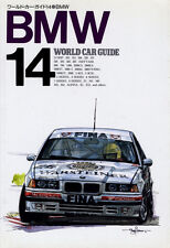 [BOOK] BMW WCG14 M3 328 318i 303 501 B6 B7 B9 B10 B12 Z1 M1 M5 E1 ALPINA Japan