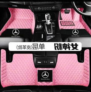 For Mercedes-Benz-S-Class-Car mat Car Floor Mats-Right-hand drive