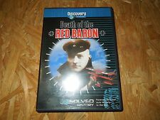 Discovery Channel: Death Of The Red Baron: Unsolved History (DVD, 2003)