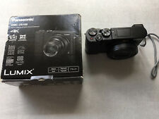 Panasonic LUMIX ZS100 20.0MP Digital Camera - Black-----USED ONLY 1 WEEK