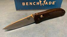 Benchmade 556-S30V Mini Griptilian Knife - Pardue 550 535 551 940 555 580 533