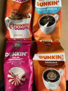 Dunkin Donuts USA Exclusive flavoured coffee - choose your own