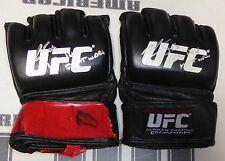Krzysztof Soszynski 2x Signed UFC 140 Fight Worn Used Gloves PSA/DNA COA Auto'd