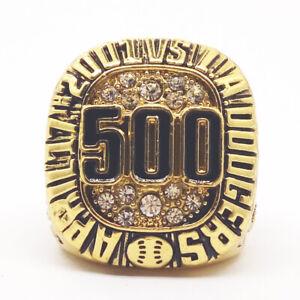 MLB #500 BARRY BONDS Championship rings