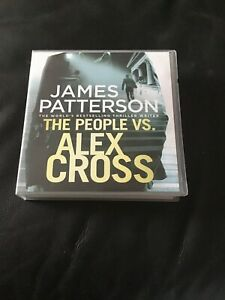 James Patterson The People Vs. Alex Cross Audiobook CD