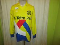 Eintracht Frankfurt Puma Langarm Auswärts Trikot 1994/95 + Nr.10 Gr.S- M