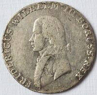 4 Groschen Silber 5,12 g Brandenburg Preussen Friedrich Wilhelm III. 1803 A