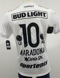 MARADONA DORADOS SINALOA LIMITED EDITION ARGENTINA Soccer Jersey, Size - Large