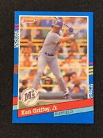 1991 Donruss Ken Griffey Jr Mint Seattle Mariners Baseball Card