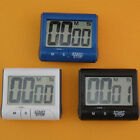 New LCD Digital Cooking Kitchen Timer Count-Down Up Clock Loud Alarm 4 colors