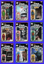 STAR WARS #12 13 14 15 16 17 18 19 20 ACTION FIGURE VARIANT R5-D4 DROID YODA