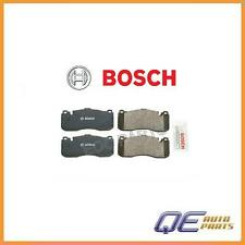 Front BMW E82 135i E88 2008-2010 Brake Pad Set Bosch QuietCast 34116786044