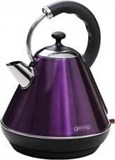 Quest PURPLE 1.8L stainless steel caravan low wattage 240v kettle