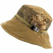 Chapeaux en velours pour femme   eBay ce2d1c37bf0