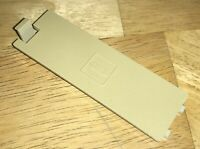 1984 Apple Macintosh 128k Mac 512K Beige Battery Door COVER for Rear Case NICE