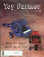 1992 The Toy Farmer Magazine: October - Hard to Beet & It Runs, Too!