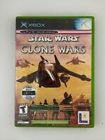 Star Wars: The Clone Wars / Tetris Worlds Combo - Original Xbox Game - Tested