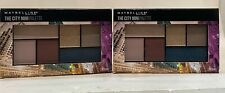 2 Maybelline New York The City Mini Palette Urban Jungle Eye shadow Sealed 420