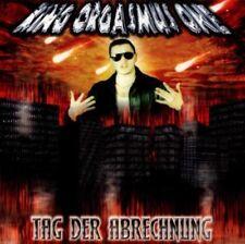 King Orgasmus One - Tag der Abrechnung CD (Bushido, Sido, B-Tight, Hengzt)