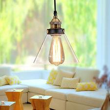 Bar Ceiling Lamp Bedroom Vintage Pendant Light Kitchen Lights Home LED Lighting