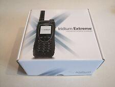Iridium 9575 Extreme telefono satellitare KIT COMPLETO-USATO