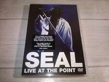 Seal Live At The Point Dublin Genuine R2 DVD VGC