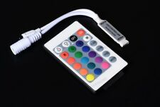 MICRO RGB CENTRALINA CIRCUITO CON TELECOMANDO PER STRISCE STRIP LED PROFILO B6E6