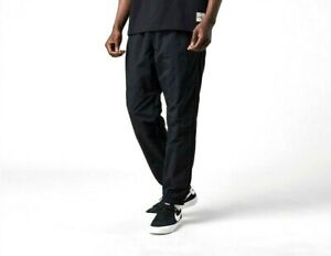 "Nike SB Skate ZIP PHONE POCKET Tracksuit Bottom Flexible PANTS Men's Size M 34"""