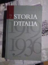 Storia D'Italia (L'Italia In Camicia Nera / L'Italia Littoria) - Montanelli