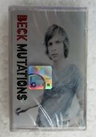 Mutations by BECK Rare 1998 Malaysia Cassette Brand New Sealed