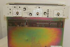 Vakuumanzeiger Tafel für Massenspektrometer