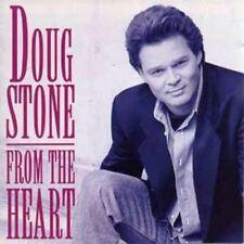 New: DOUG STONE- From the Heart CASSETTE