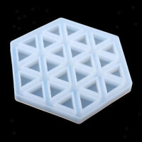 8x6cm DIY Large Cube Cuboid Silicone Mold Mould for Epoxy Resin Casting Jewelry